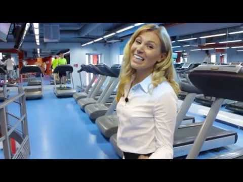 Спортивный клуб Олимп с бассейном в Санкт-Петербурге