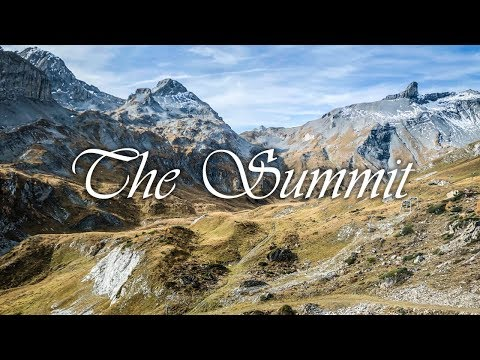 The Summits - Ovronnaz falls