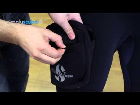 Scubapro  Nova Scotia 7.5mm Mens Semi Dry Wetsuit - Www.simplyscuba.com