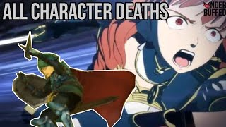 Fire Emblem Echoes: Shadows of Valentia - All Death Quotes