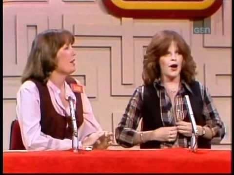 "Thumbnail: Debralee Scott exposes her breasts on ""Password Plus"" game show from 1979"