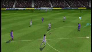 FIFA 09 Wii Sizzle