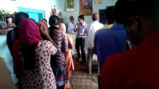 Teri atma se bhag kr prabhu by {paddi sura singh church}