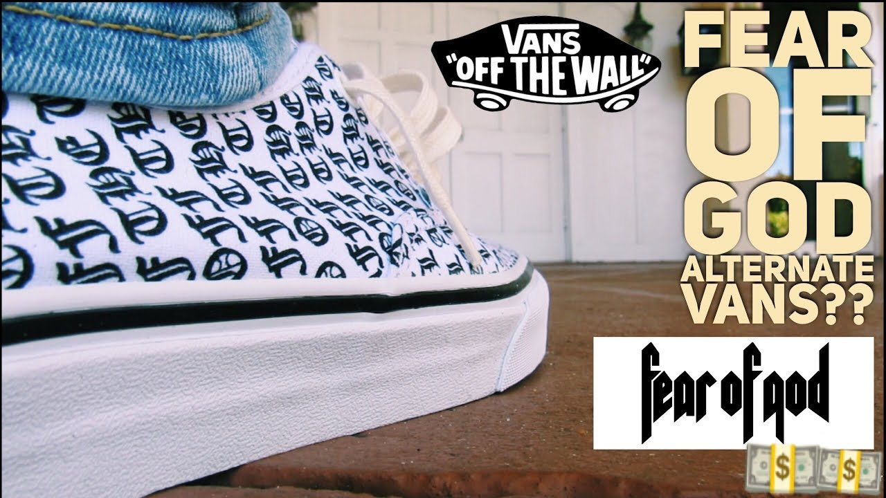 Alternate Vans Authentic Vans Review Youtube Fog vA7q7