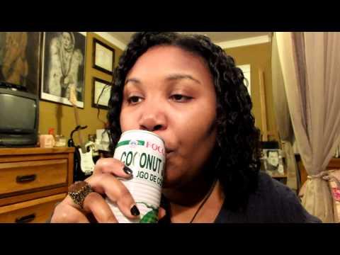 Foco: Coconut Juice - Drink Review