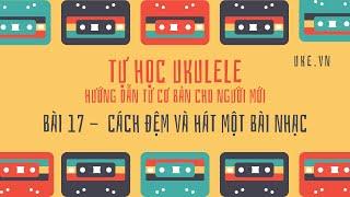Ukulele - Bài 17 - Đệm Bất Kỳ Bài Hát Nào