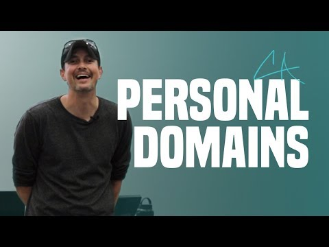 The Resume is OLD NEWS - The Importance of Personal Domain Names | COLLIN AUSTIN