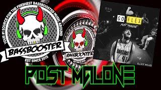 Post Malone - Go Flex (Rebassed 26,34,36,40,44 hz)【BassBoosted】