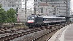 S3 Ersatzzugverkehr im Ruhrgebiet Mit Br 182 ES 64 U2-097 026 (Macro) (4K)