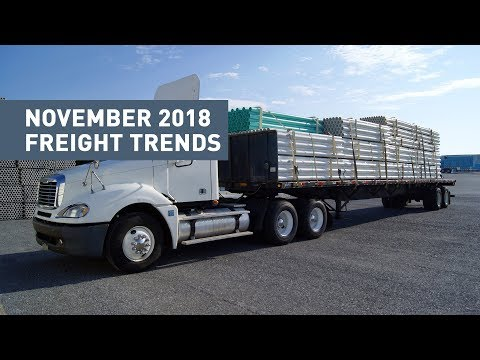November 2018 Freight & Trucking Update