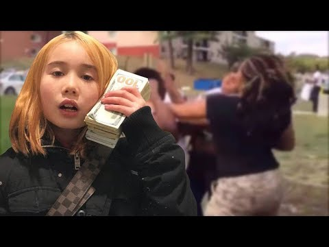 Lil Tay Got Into A Fight! thumbnail
