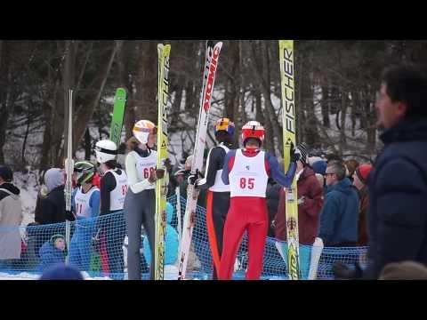 Salisbury Winter Sports Association Alpine Ski Jumping Jumpfest 2010