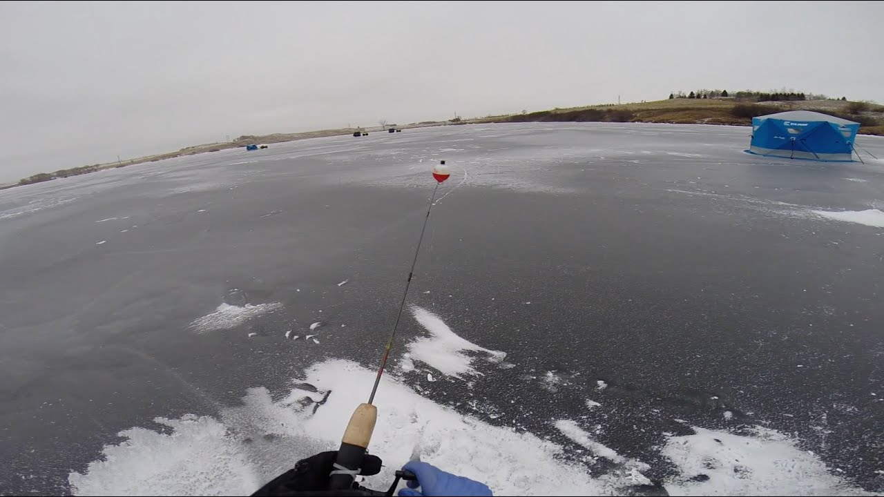 Ice fishing youtube for Ice fishing youtube