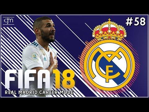 FIFA 18 Real Madrid Career Mode: Álvaro Morata Kembali Ke Santiago Bernabéu #58 (Bahasa Indonesia)