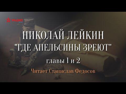 Николай Лейкин. «Где апельсины зреют». Аудиокнига. Главы 1-2
