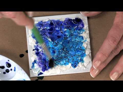 "Watercolor ""Crunch"" - Lesson Plan"