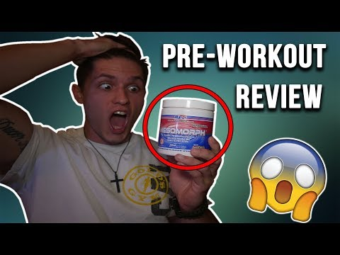 MyHonest Review of Mesomorph Pre-Workout l APS Nutrition 2018