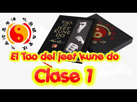 #jeetkunedo-#brucelee-el-tao-del-jeet-kune-do-*-clase-1*