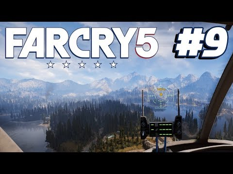 EXPLORING NEW REGION - Far Cry 5 Let's Play #9