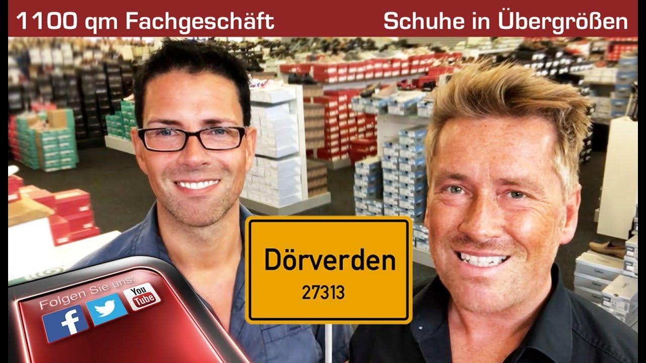cheaper 29e8c da92d 1100 qm Fachgeschäft für Schuhe in Übergrößen in Dörverden ...