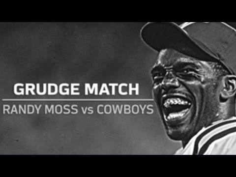 Randy Moss Get Revenge on the Cowboys in 1998 | Grudge Match: Thanksgiving Edition | NFL Now