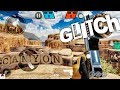 CANYON GLITCH BULLET FORCE ROOF⛪ & CANYON🌇 TOP