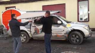 видео Где купить тент на авто в  Киеве