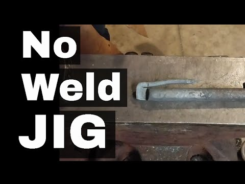 No Weld Jig for Making S Hooks // Basic S Hook Bender