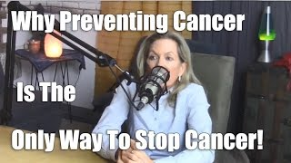 Dr. Leigh Erin Connealy - How To Prevent Cancer With Diet, Lifestyle, Exercise & Mindset
