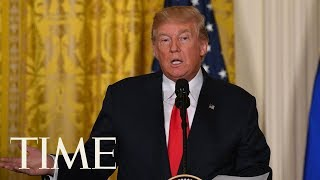 2017-08-28-22-10.President-Trump-Avoids-Calling-Russia-A-Security-Threat-During-A-Joint-Press-Conference-TIME