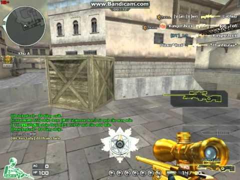 Đầu đơn sniper CF Trạm PHát Sóng