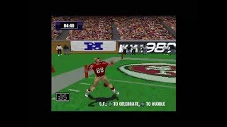 NFL Gameday 2000 Eagles vs 49ers Part 1