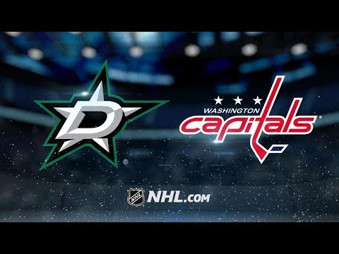 Dallas Stars vs Washington Capitals | Oct.08, 2019 | Game Highlights | NHL 2019/20 | Обзор матча