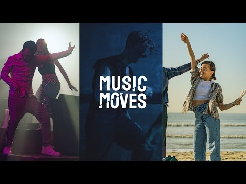 MUSIC MOVES campaign '21