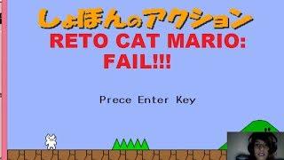 Reto #1 - Reto Cat Mario: ¿Cuantas vidas perdiste?