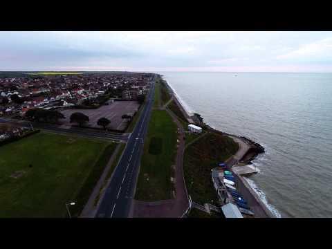 Holland On Sea - Sea Defences