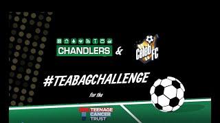 ASHLEY BUCKENHAM  #CelebFCChandlers #TeabagChallenge