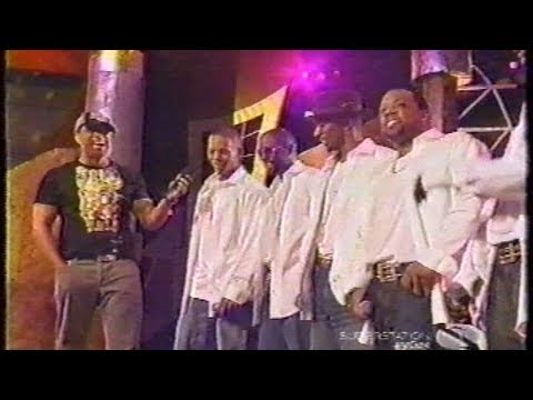 New Edition's Final Soul Train Appearance (in 2004) [Interview & Performance]