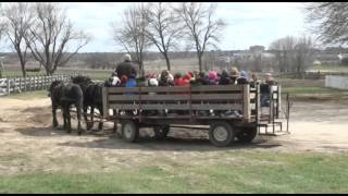 Living History Farms in Urbandale, Iowa
