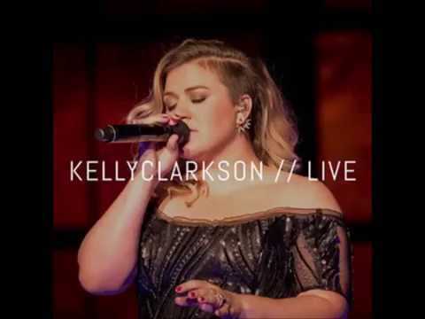 Kelly Clarkson - I'd Rather Go Blind [KELLY CLARKSON // LIVE]