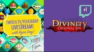 Divinity Original Sin: Livestream #1 with @ryonday! (NSFW)