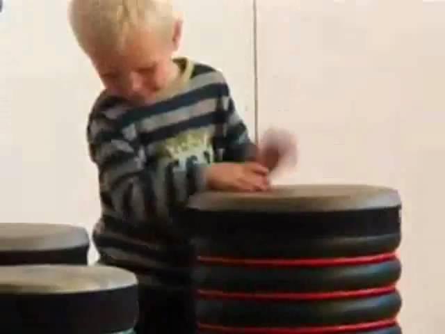 Trommus - principais características do tambor