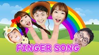 손가락으로 가족 노래 불러봐요 Finger Family Songs - 마슈토이 Mashu ToysReview