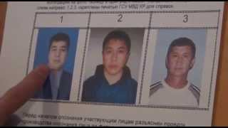 Убийство А.Анапияева: Свидетель опознал возможных убийц