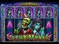 Казино Адмирал игровые автоматы - Slot Zombirthday (Зомби Именины) Выигрыш 19.680 тысяч рублей
