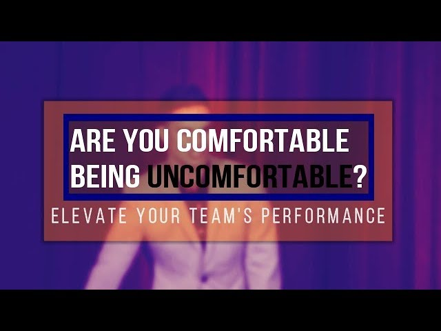 The BEST way to ELEVATE your TEAM's PERFORMANCE