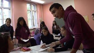 """Studie zu Antisemitismus: """"Du Jude"""" ist ein alltägliches Schimpfwort auf dem Schulhof"""