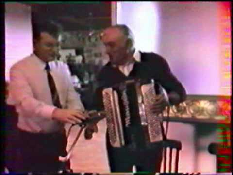 JO AUDEBERT à Ruynes en Margeride (15) archives 1988