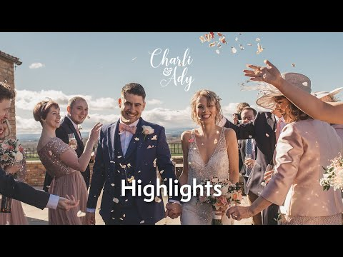 Charli & Ady Wedding Highlights - Thief Hall 2019