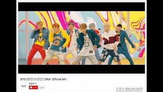 防弾少年団、『DNA』ミュービ5億ビュー突破…K-popグループ初